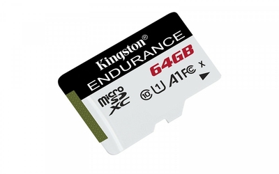 Kingston karta microsd  64gb endurance 9530mbs c10 a1 uhs-i
