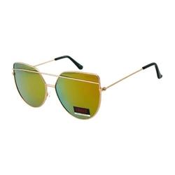 Stylowe okulary kocie oczy draco dr-3405c11
