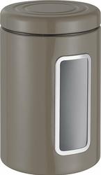 Pojemnik kuchenny z okienkiem 2 l Classic Line szary