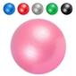 65cm różowa piłka gimnastyczna treningowa fitness