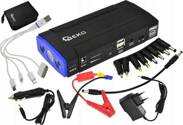 Urządzenie rozruchowe prostownik powerbank 22000mah geko