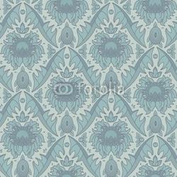 Obraz na płótnie canvas czteroczęściowy tetraptyk bezszwowe wzór tapety