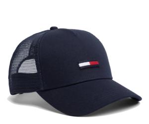 Czapka Tommy Jeans Trucker Flag - AU0AU00561-496 - 496