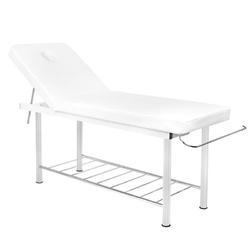 Leżanka do masażu am 812 biała