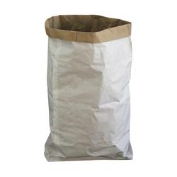 Torba papierowa biała diy