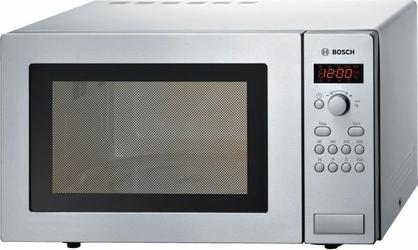 Kuchenka mikrofalowa BOSCH HMT84M451  25 l  900 W  zegar  emaliowane wnętrze