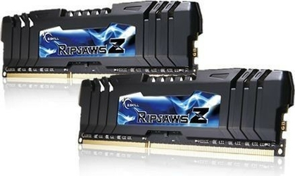 G.SKILL Pamięć do PC RipjawsX DDR3 2x4GB 2400MHz CL10 XMP