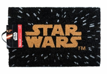 Star Wars Logo - wycieraczka