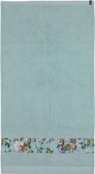 Ręcznik fleur turkusowy 60 x 110 cm