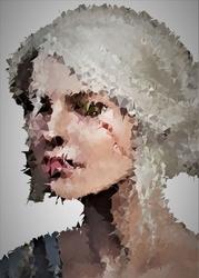 Polyamory - ciri, wiedźmin - plakat wymiar do wyboru: 42x59,4 cm