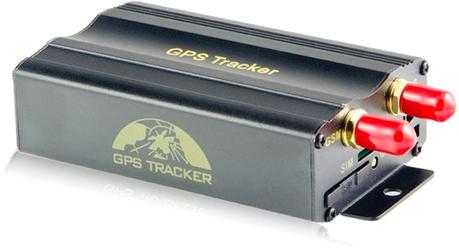 Coban tk103-2b + opcja pilot -  lokalizator tracker
