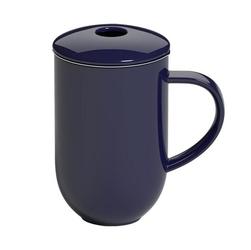 Kubek z zaparzaczem granatowy Pro Tea Loveramics