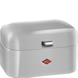 Pojemnik stalowy na bułki. chleb, szary Single Grandy Wesco 235101-76