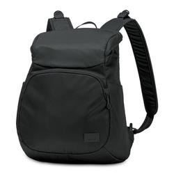 Kompaktowy plecak damski antykradzieżowy pacsafe citysafe cs300 - czarny - czarny