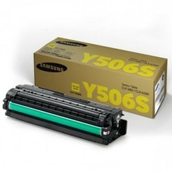 Toner Oryginalny Samsung CLT-Y506S 1,5K SU524A Żółty - DARMOWA DOSTAWA w 24h
