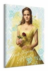 Beauty And The Beast Movie Intelligent Beauty  - obraz na płótnie