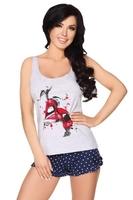 Piżama damska alvinata livia corsetti