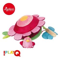 Pluszowa piłka z wypustkami sigikid playq - owady