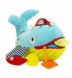 Zabawka sensoryczna, Ucz Się i Baw, Wieloryb, Dolce