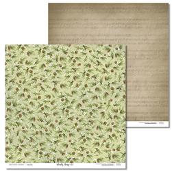 Papier świąteczny Winter song 30,5x30,5 cm - 01 - 01