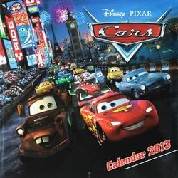 Cars 2 - kalendarz 2013