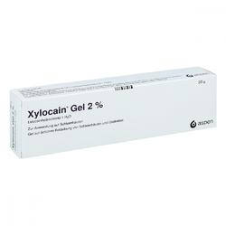 Xylocain gel 2
