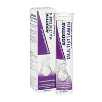 Additiva multiwitamina + kofeina tabeltki musujące