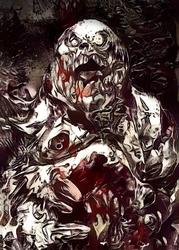 Legends of bedlam - abomination, warcraft - plakat wymiar do wyboru: 70x100 cm