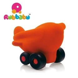 Rubbabu sensoryczny jasnopomarańczowy samolot