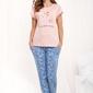 Luna 484 piżama damska