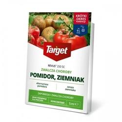 Revus 250 sc – zwalcza choroby pomidorów i ziemniaków – 5 ml target