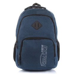 Plecak sportowy extrem z portem usb 4089-navy