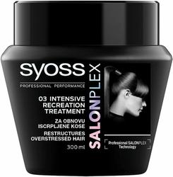 Syoss, Salon Plex, maska do włosów, 300 ml