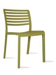 Krzesło lama - zielony