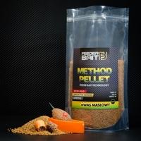 Method pellet feeder bait kwas masłowy 2mm 800g