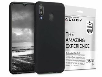 Etui silikonowe Alogy slim case do Samsung Galaxy M20 czarne