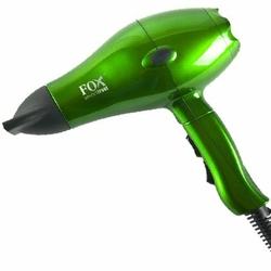 Fox Smart Front Green kompaktowa suszarka z jonizacją zielona 2100W