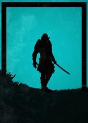 For honor - orochi - plakat wymiar do wyboru: 30x40 cm