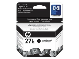 HP Inc. Tusz nr 27 Czarny C8727AE