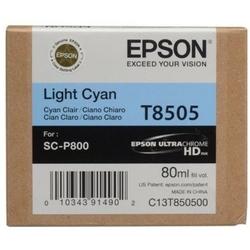 Tusz Oryginalny Epson T8505 C13T850500 Jasny błękitny - DARMOWA DOSTAWA w 24h