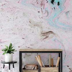 Tapeta na ścianę - abstract marble , rodzaj - tapeta flizelinowa laminowana