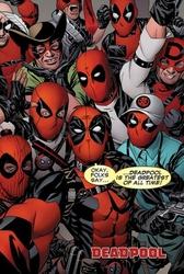 Deadpool Selfie - plakat filmowy