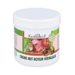 Kraeuterhof krem z czerwonych liści winorośli i kasztanowca