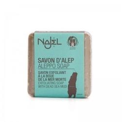 Mydło aleppo z minerałami z morza martwego, 100g, najel