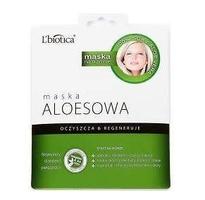 Lbiotica maska aloesowa w postaci nasączonej tkaniny 23ml