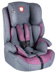 Lionelo nico purple fotelik 9-36 kg + organizer