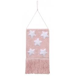 Dekoracja na ścianę Stars Pink - Lorena Canals