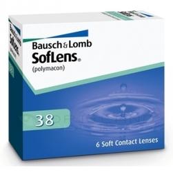 SofLens 38, 6 szt.