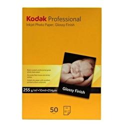Kodak Professional Inkjet Photo paper, glossy, papier, biały, A4, 255 gm2, 20 KPROA4G, do drukarek atramentowych