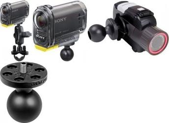 Ram mounts uchwyt do kamer sony action cam  sony action cam z wi-fi® montowany do ramy kierownicy